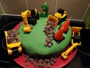 L's Birthday Cake