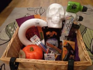 Halloween Hamper #MakeItScary