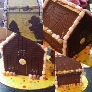 A Chocolate House