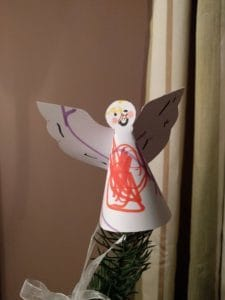 Our Home Made Angel