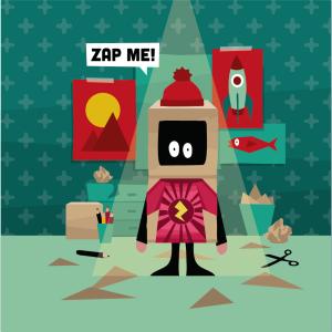 Win a Mini Interactive Book from Zappar