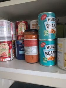 Heinz No Added Sugar Beanz