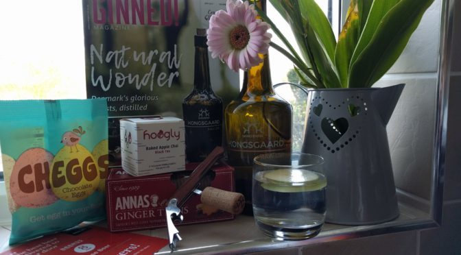 April's Craft Gin Club