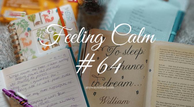 Feeling Calm 64