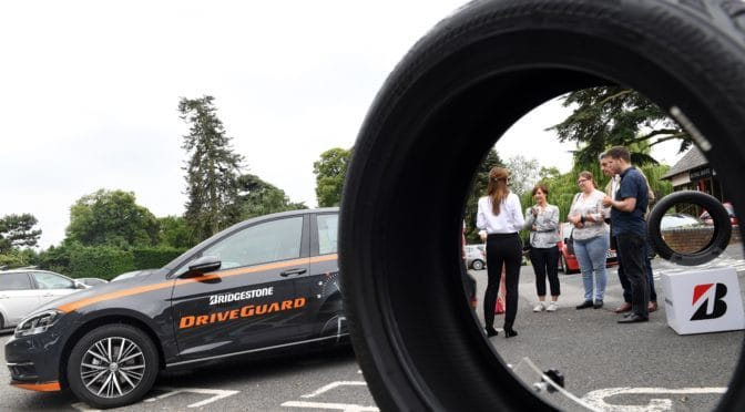 Safety First with Bridgestone Driveguard