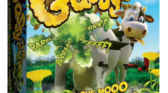 Win Gassy the Cow from Drumond Park