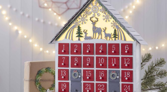 The 12 Makes of Christmas – Advent Calendars
