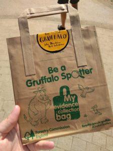 Be a Gruffalo Spotter Bag
