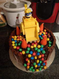 Easy Paw Patrol Birthday Cake