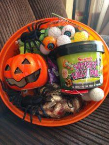 Spider Crush Halloween Hamper