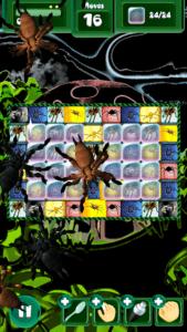 Spider Crush Screen Shot