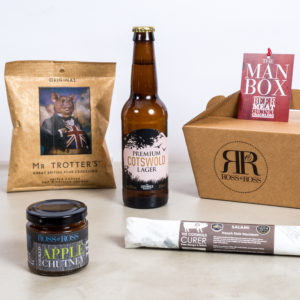 The Man Box Ross & Ross Food