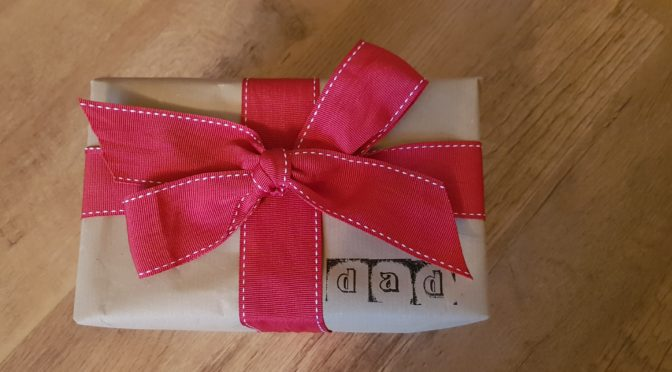 The 12 Makes of Christmas – Gift Wrapping