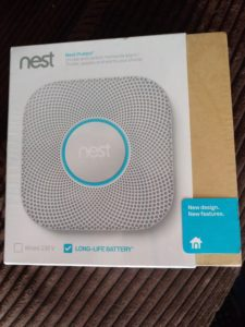 Nest Protect in the box