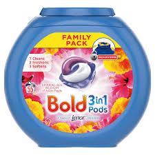 Bold 3 in 1 PODS