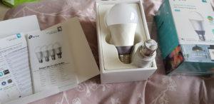TP-Link LB130 Smart Bulb what you get