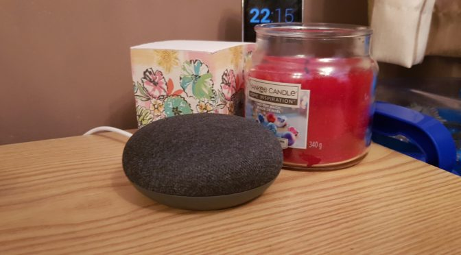 Why I Love My Google Home Mini