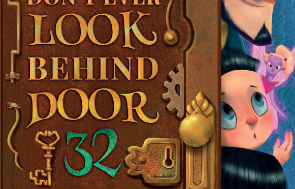 Win a Copy of Don't Ever Look Behind Door 32