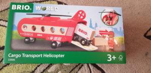 BRIO Cargo Helicopter
