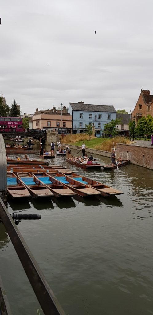 #RailAdventure Cambridge