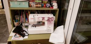 Sewing machine projects