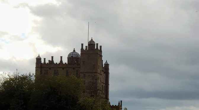Our Visit to Old Bolsover Castle & Cundy House