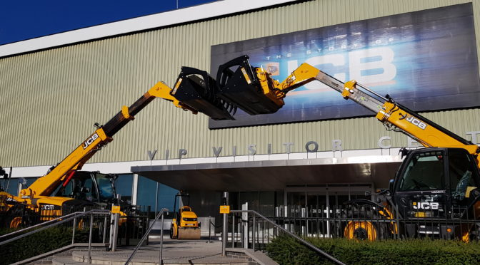 Our Tour of JCB World HQ