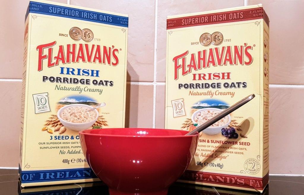 Useful baby gifts - porridge