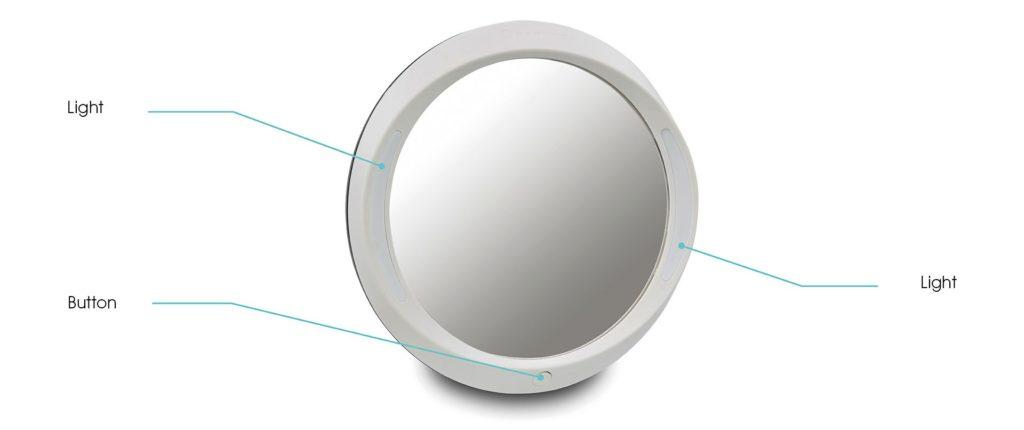 Apramo Iris Mirror
