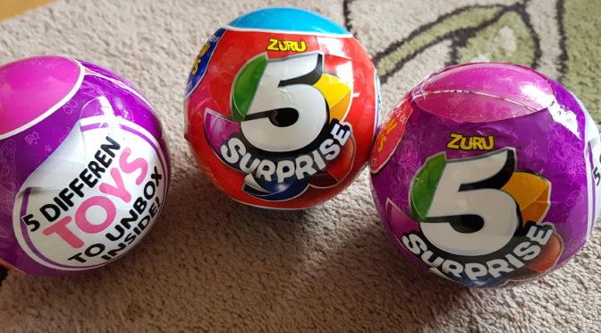 Zuru 5 Surprise Series 2