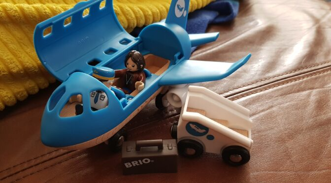 BRIO Airplane Review