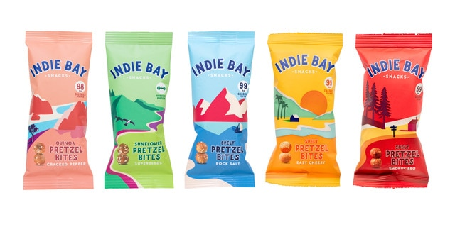 Win A Box of Delicious Indie Bay Pretzel Bites