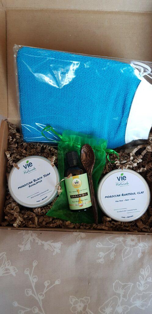 Vie Moroccan Hamman Spa Gift Set
