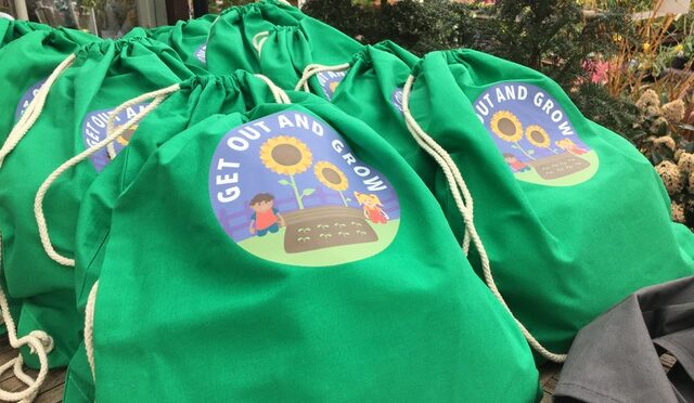 Win A Get out and Grow Goody Bag