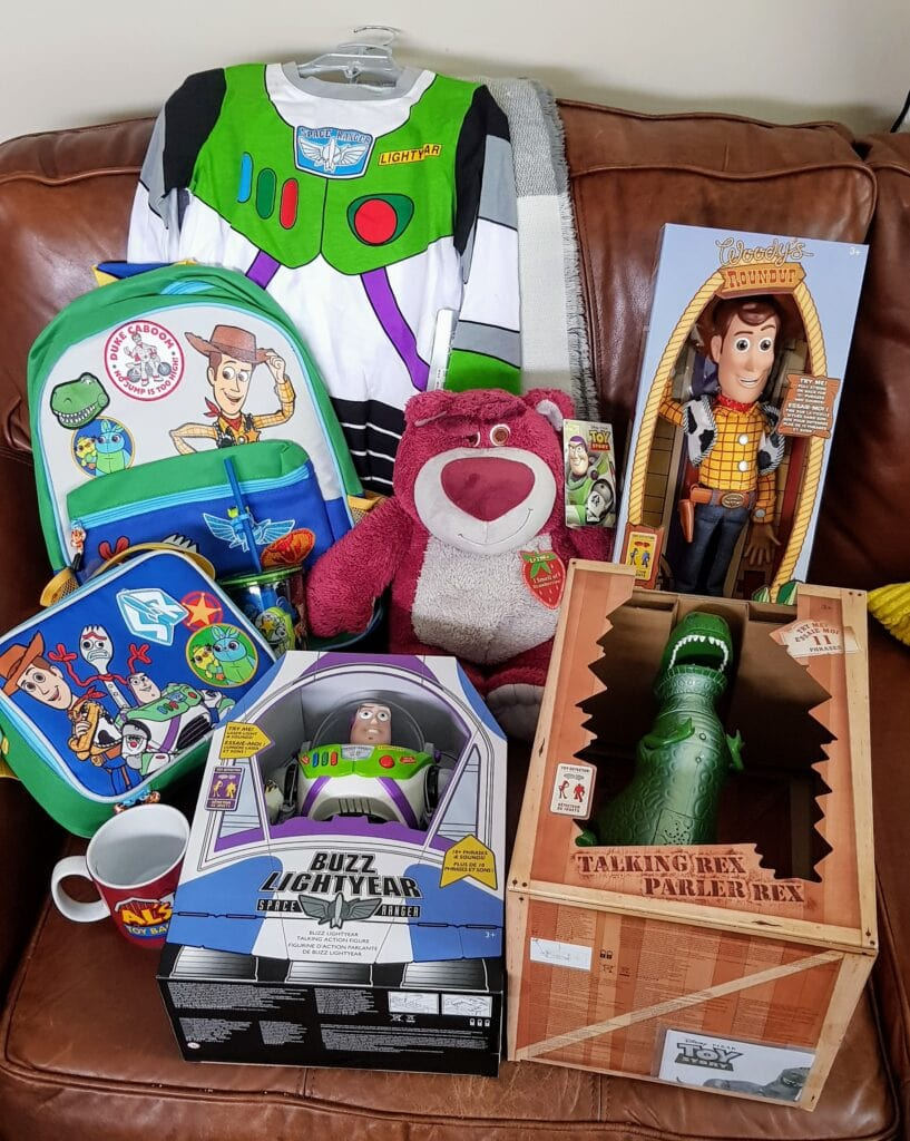 Toy Story 4 Toys from shopDisney