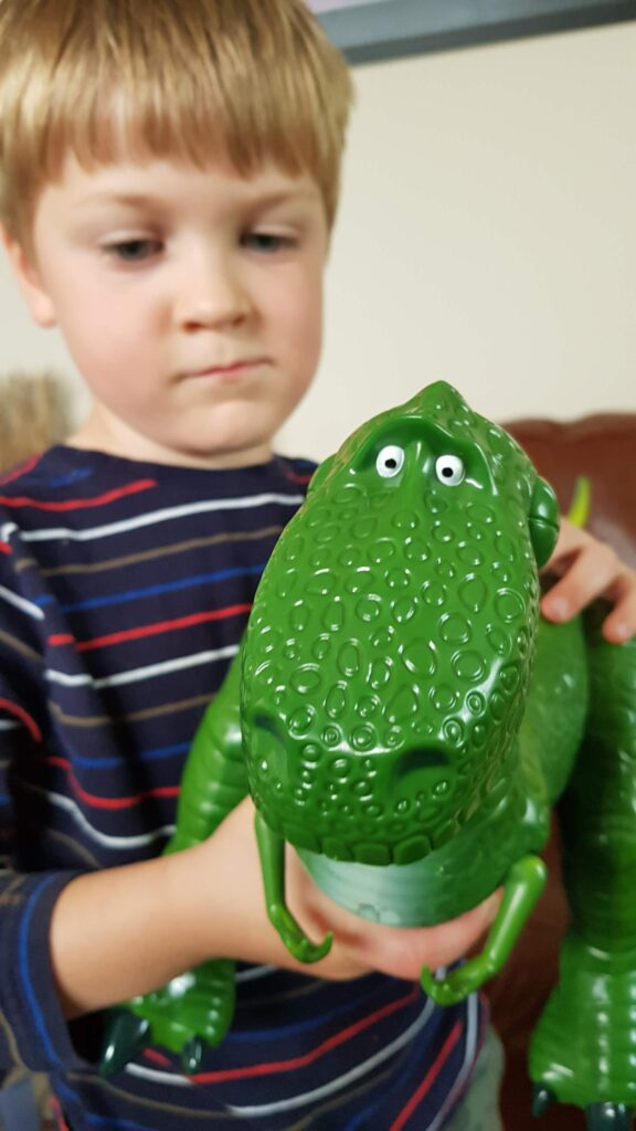 Rex interactive Toy