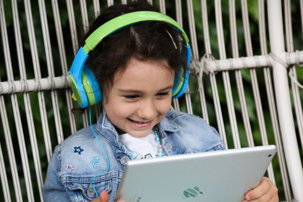 Bubbles Kids Headphones ttec