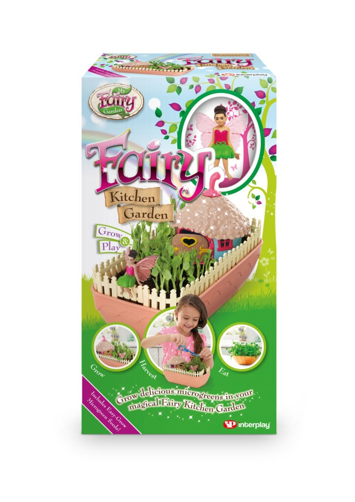 My Fairy Kitchen Garden