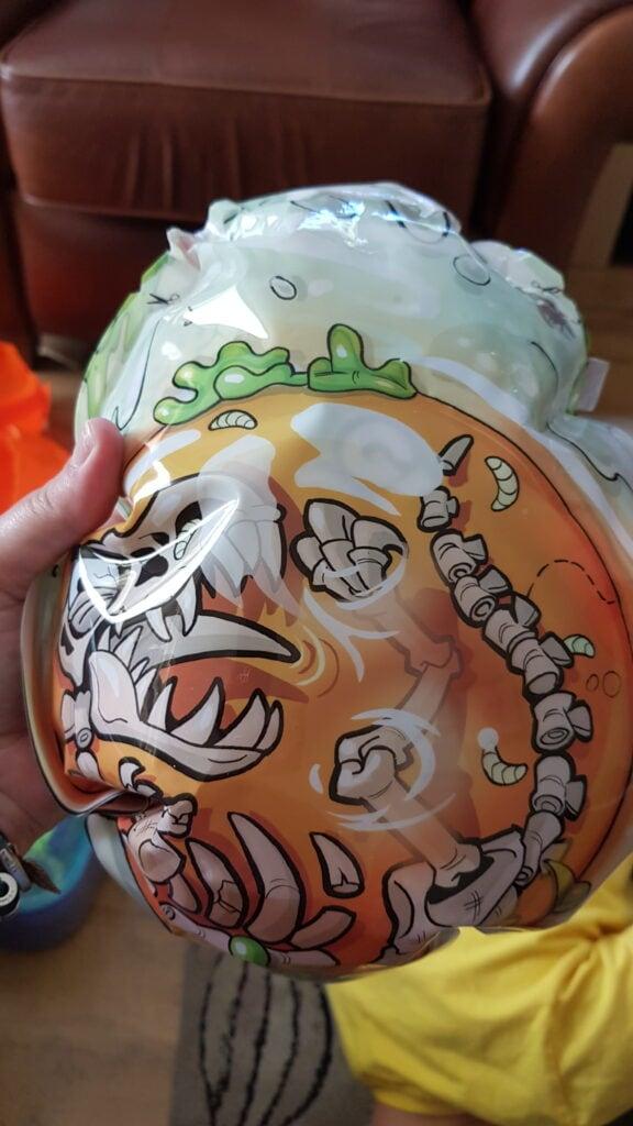 Inside Epic Dino Egg