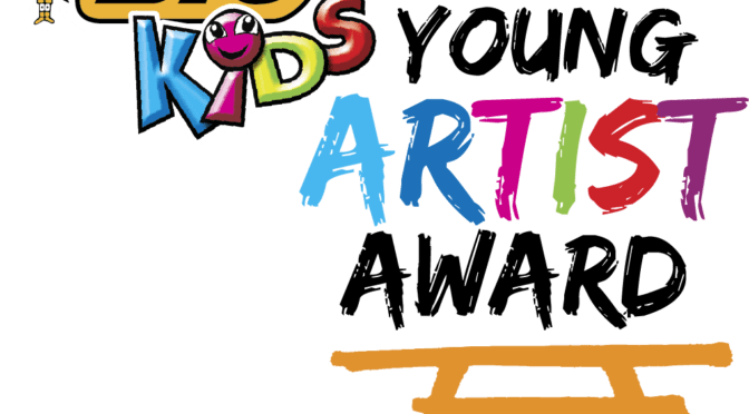 THE BIC® KIDS YOUNG ARTIST AWARD IS BACK