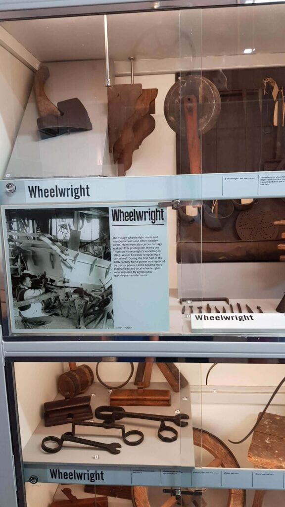 Wheelwright Tools