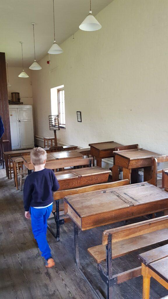 The school house