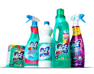 ACE Gentle Stain Removers