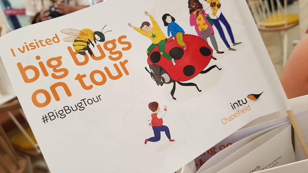 Big Bugs on Tour