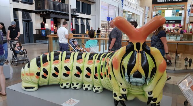 The Big Bug Tour at intu Chapelfield