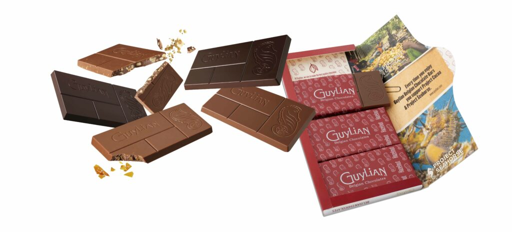 Guylian Chocolate Bars