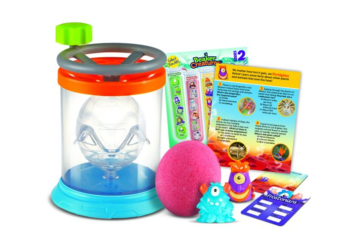 Beaker Creatures Wave Reactor