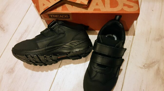 Treads School Shoes – Review and Competition