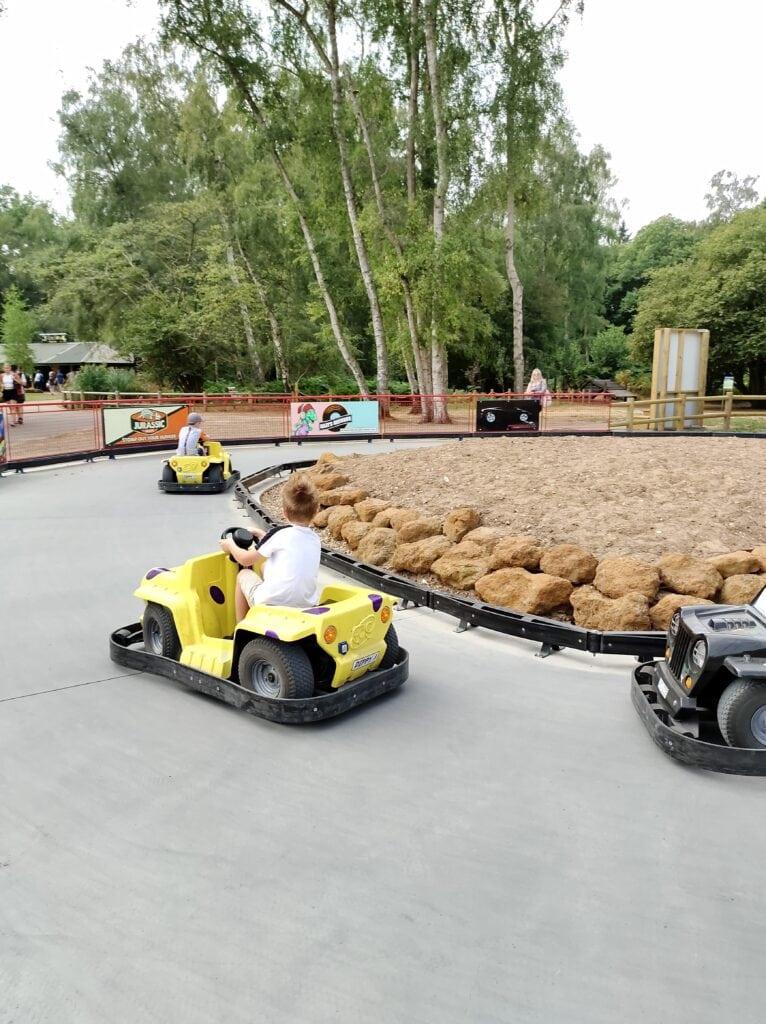 Dippy's Raceway new at Roarr!