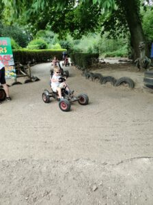 Pedal racers